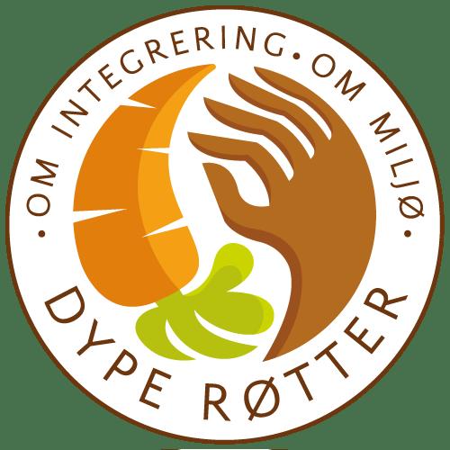 Dype Røtter logo